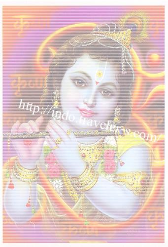wallpaper of baby krishna. Radha Krishna Baby Krishna